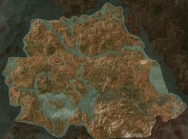 W3 SS Mapa Velen