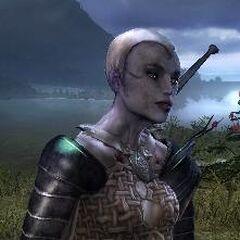 Zmutowana Rayla - screen z gry