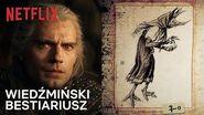 Skąd wzięły się potwory w Wiedźminie? Bestiariusz Netflix