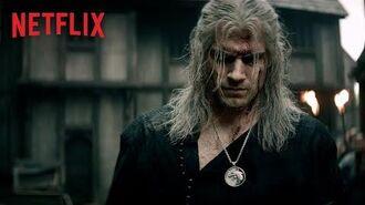 Wiedźmin Prezentacja postaci Geralt z Rivii Netflix
