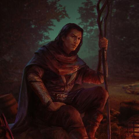 Isengrim po ucieczce w <a href=