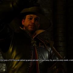 Lambert w kapeluszu Vesemira