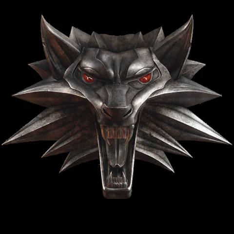 Medalion Wilka w grze Wiedźmin