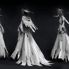 Model południcy udostępniony przez twórców