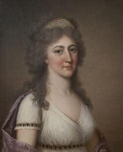 Princess Hedwig of Oldenburg Schleswig-Holstein-Gottorp
