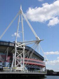 Millennium Stadium North