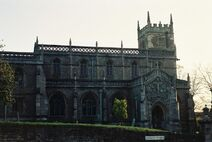 Wincanton church