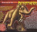 Deinotherium