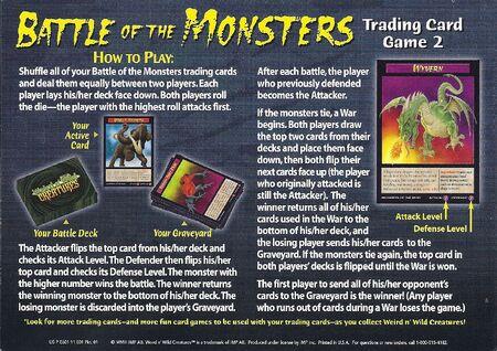 Monster Mania 2b