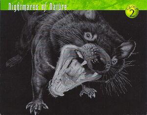 Nightmares of Nature 0