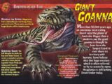 Giant Goanna