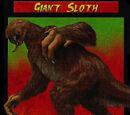 Giant Sloth TCG
