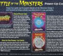 Battle of the Monsters - Power-Up Cards