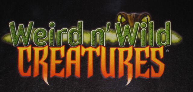File:Weird n' Wild Creatures logo.JPG