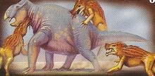 Cynognathus Back Image