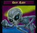 Gray Alien TCG