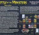 Battle of the Monsters Trading Card Game 5
