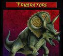 Triceratops TCG