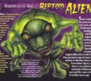 Reptoid Aliens