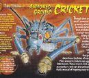 Armored Ground Cricket