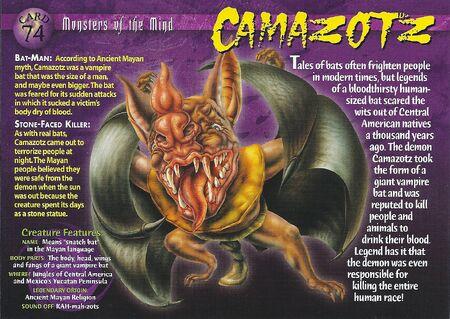 Camazotz front