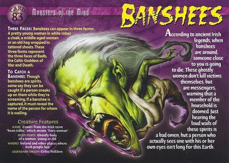 Banshees front