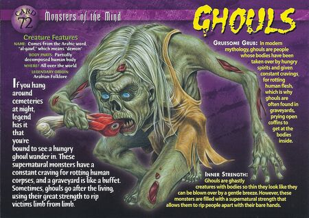 Ghouls front