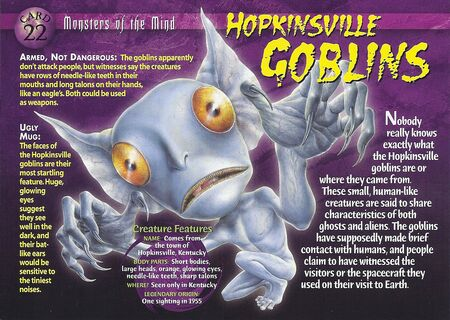 Hopkinsville Goblins front