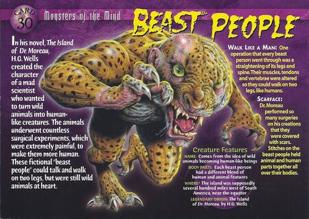Beast People front
