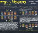 Battle of the Monsters Trading Card Game 6