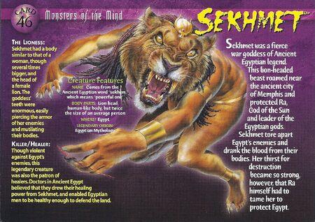 Sekhmet front