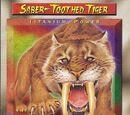Saber-Toothed Tiger TCG Titanium