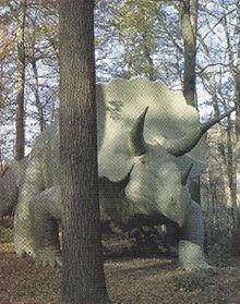 Triceratops Back Image 1