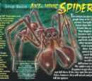 Ant-Mimic Spiders