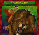 African Lion TCG Ruby Attack