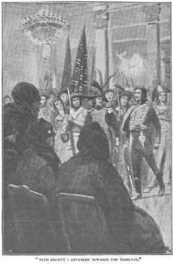 'How Brigadier Gerard Lost his Ear' by William Barnes Wollen 4