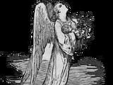 Anioł (Andersen, przekł. Niewiadomska)