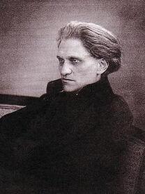 Stefan George 1890