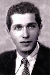 Tadeusz Gajcy, portrait