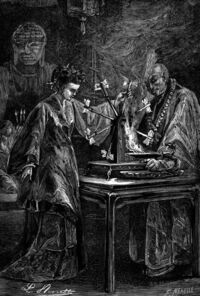 'Tribulations of a Chinaman in China' by Léon Benett 33