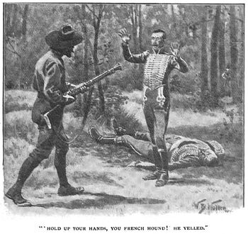 'How the Brigadier Saved the Army' by William Barnes Wollen 5