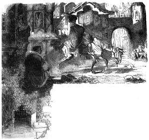 Dumas - Les Trois Mousquetaires - 1849 - page 006 - b&w