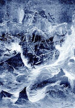 'Propeller Island' by Léon Benett 80