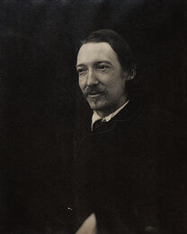 Robert Louis Stevenson 1885