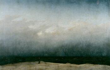 Caspar David Friedrich - Der Mönch am Meer - Google Art Project