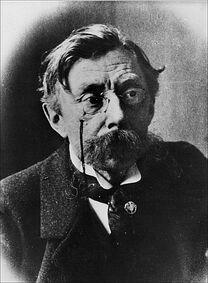 Émile Verhaeren, portrait