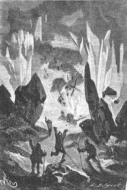 'The English at the Noth Pole' by Riou and Montaut 134