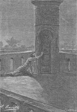 'Mathias Sandorf' by Léon Benett 106