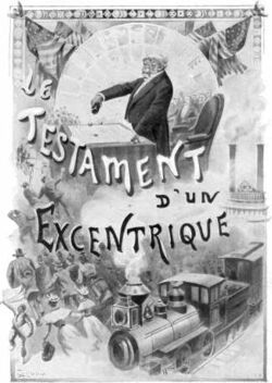 'The Will of an Eccentric' by Georges Roux 01