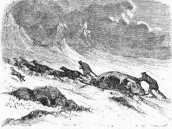 'The English at the Noth Pole' by Riou and Montaut 126